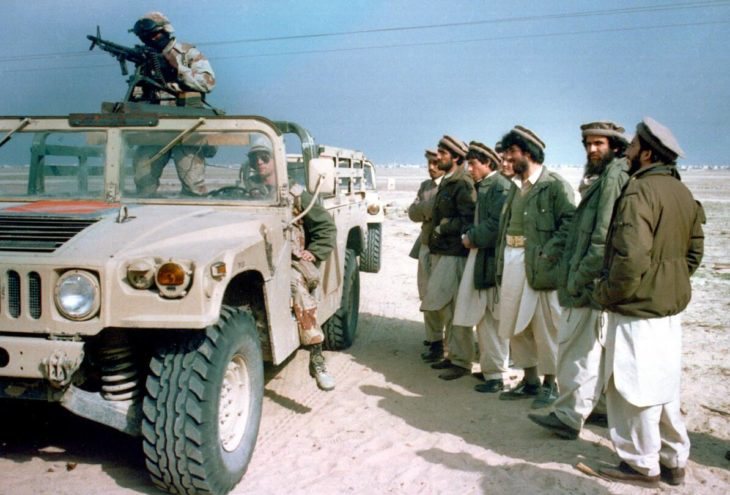 During the Gulf War in 1990-1991