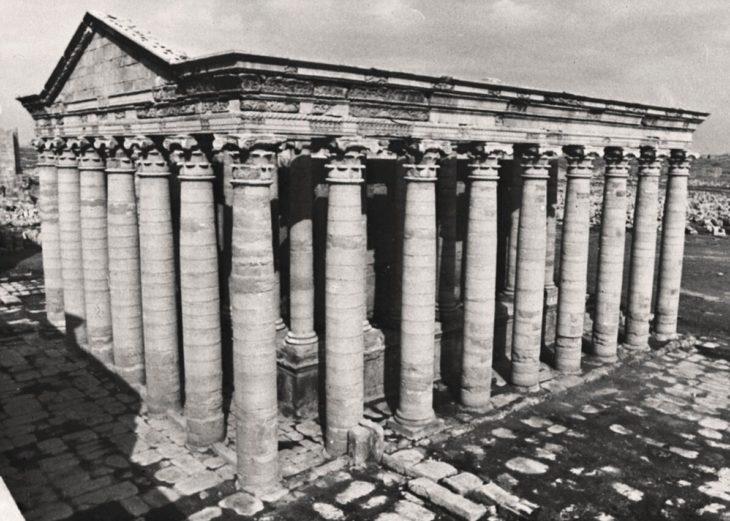 Hellenistic-Roman building style