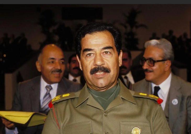 Saddam Hussein 2