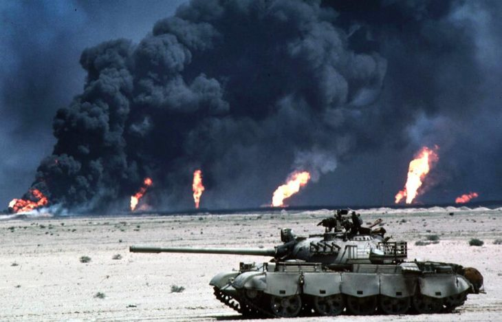 The Third Gulf War