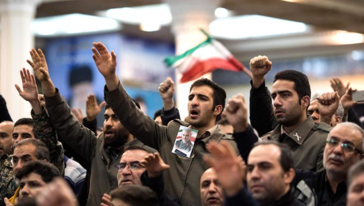 Iran's International Relations