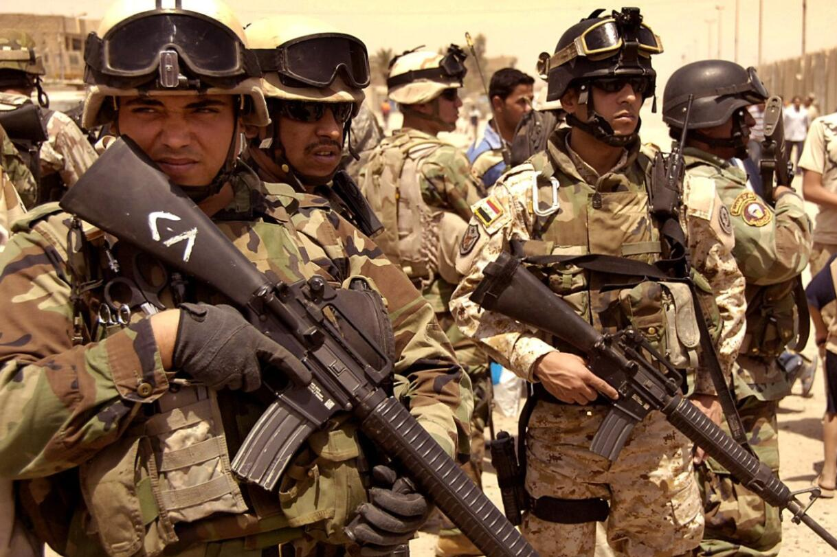 Iraq's Defense