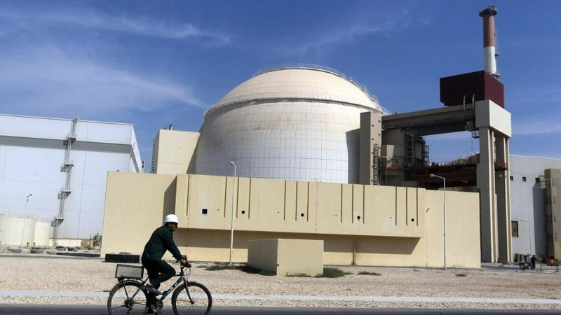 Nuclear Power in Iran