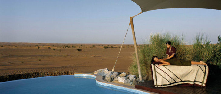 Desert spa, Dubai