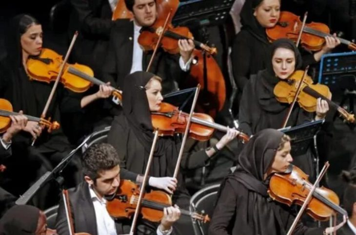 Music in Iran