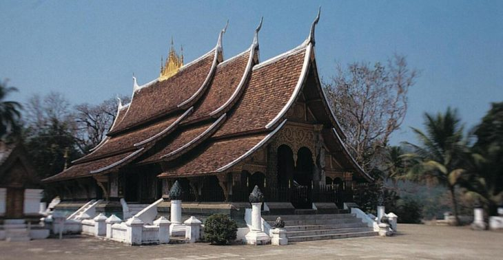 Characteristic of Laos' temples