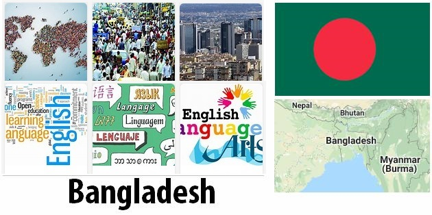 Bangladesh Population and Language