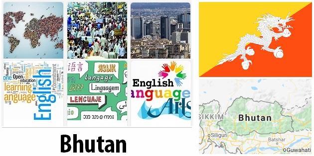 Bhutan Population and Language