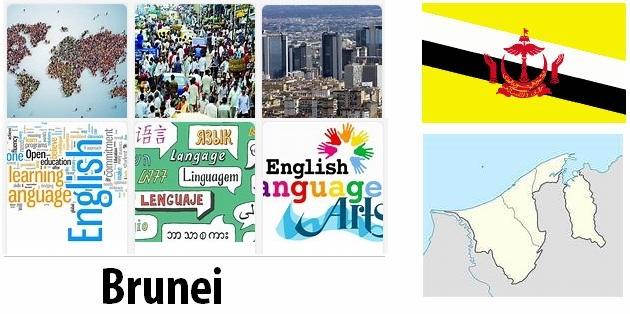 Brunei Population and Language