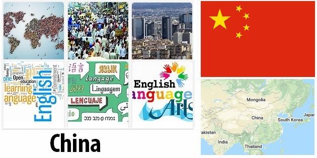 China Population and Language