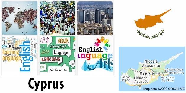 Cyprus Population and Language