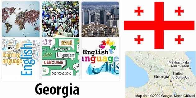 Georgia Population and Language