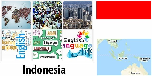 Indonesia Population and Language