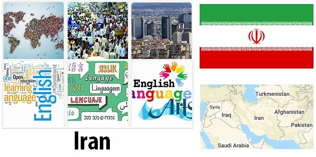 Iran Population and Language