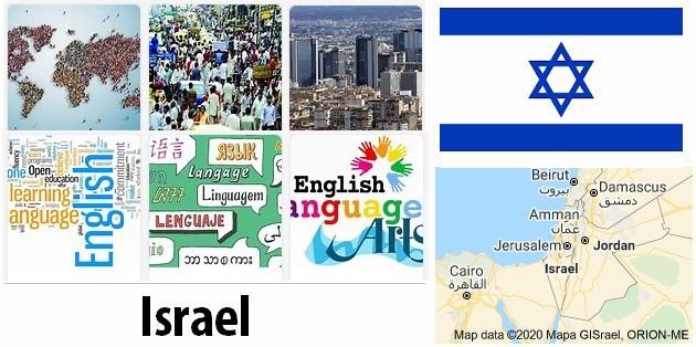 Israel Population and Language