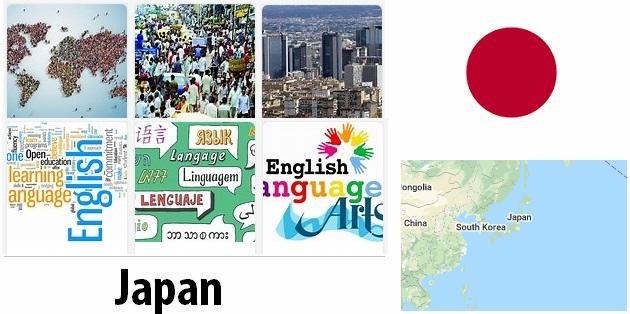 Japan Population and Language