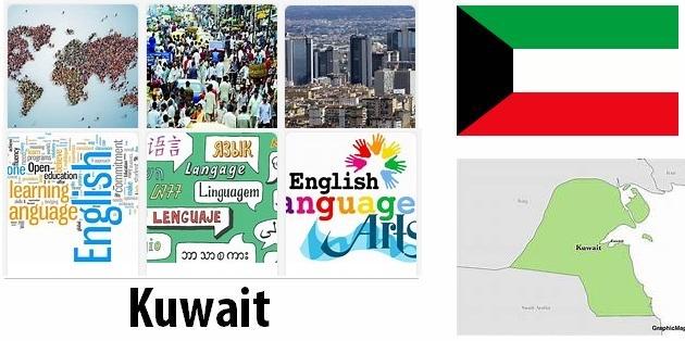Kuwait Population and Language