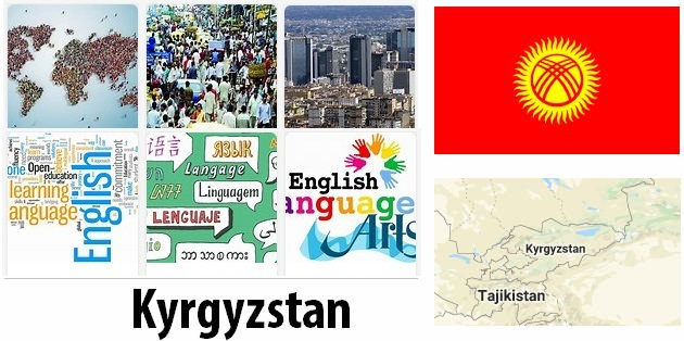 Kyrgyzstan Population and Language