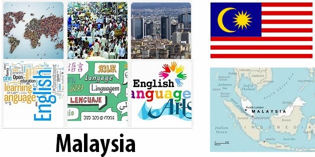 Malaysia Population and Language