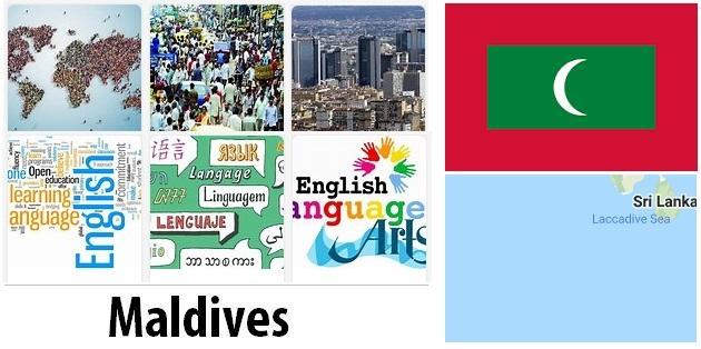 Maldives Population and Language