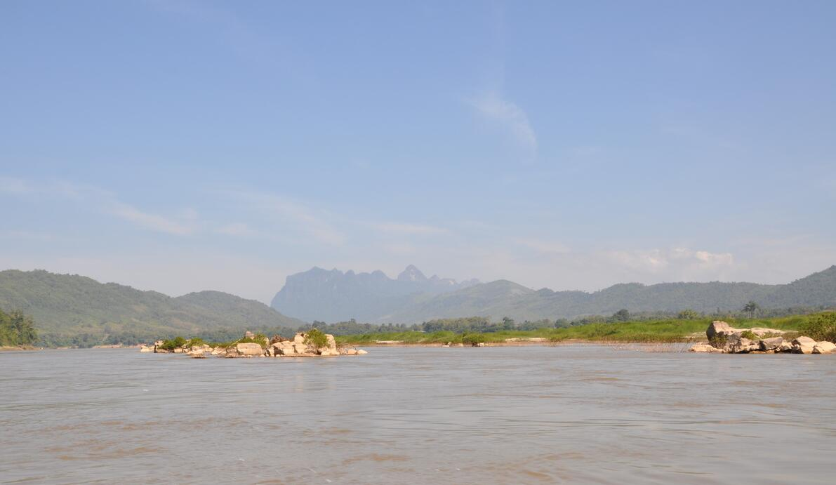 Laos Geography