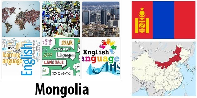 Mongolia Population and Language