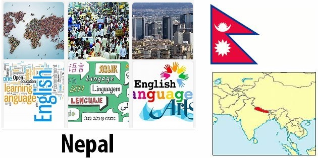 Nepal Population and Language
