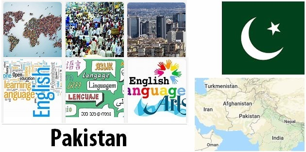 Pakistan Population and Language
