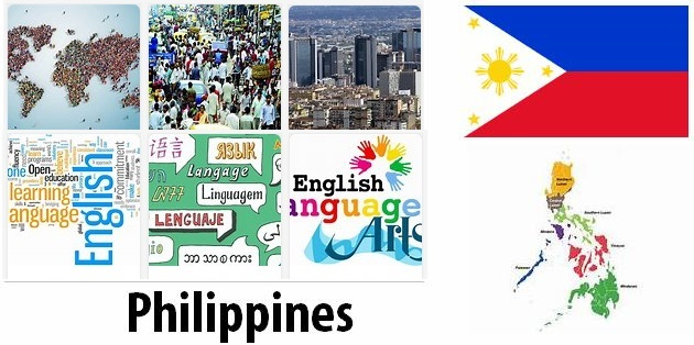 Philippines Population and Language