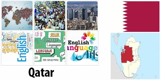 Qatar Population and Language