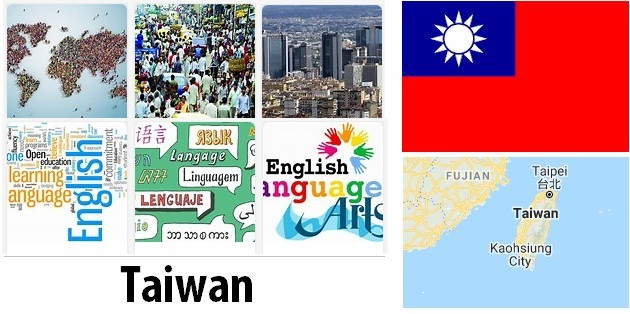 Taiwan Population and Language