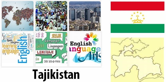 Tajikistan Population and Language