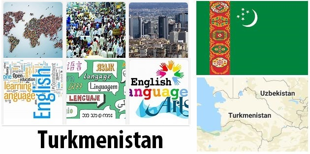 Turkmenistan Population and Language
