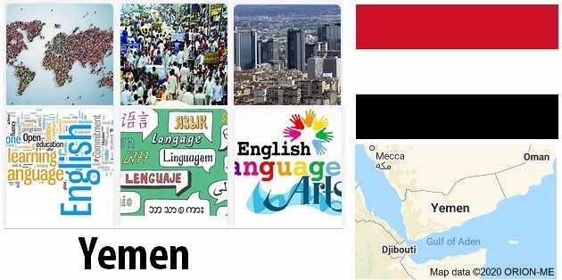 Yemen Population and Language