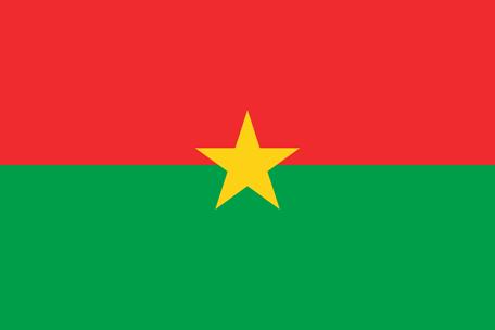 Burkina Faso Emoji Flag