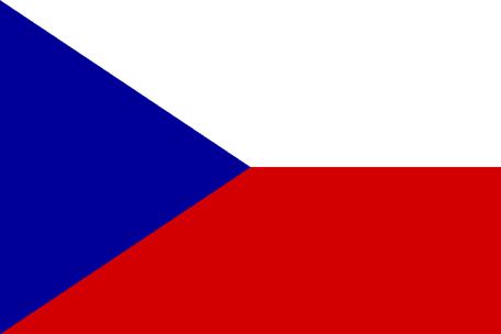 Czech Emoji Flag