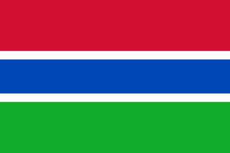 Gambia Emoji flag