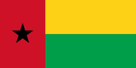 Guinea Bissau Emoji Flag