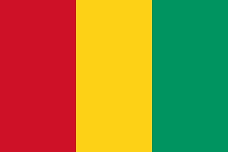 Guinea Emoji flag