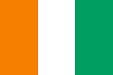 Ivory Coast Emoji Flag