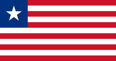 Liberia Emoji flag