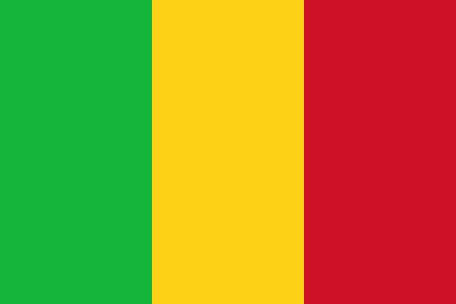 Mali Emoji flag