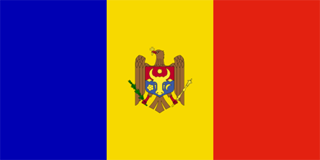 Moldova Emoji Flag