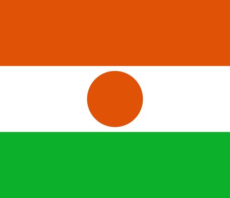 Niger Emoji flag