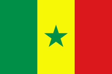 Senegal Emoji Flag