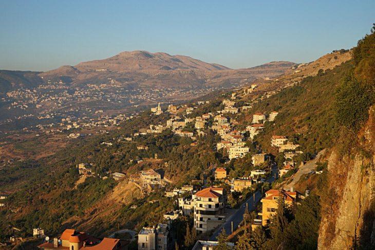 Mountains in Lebanon
