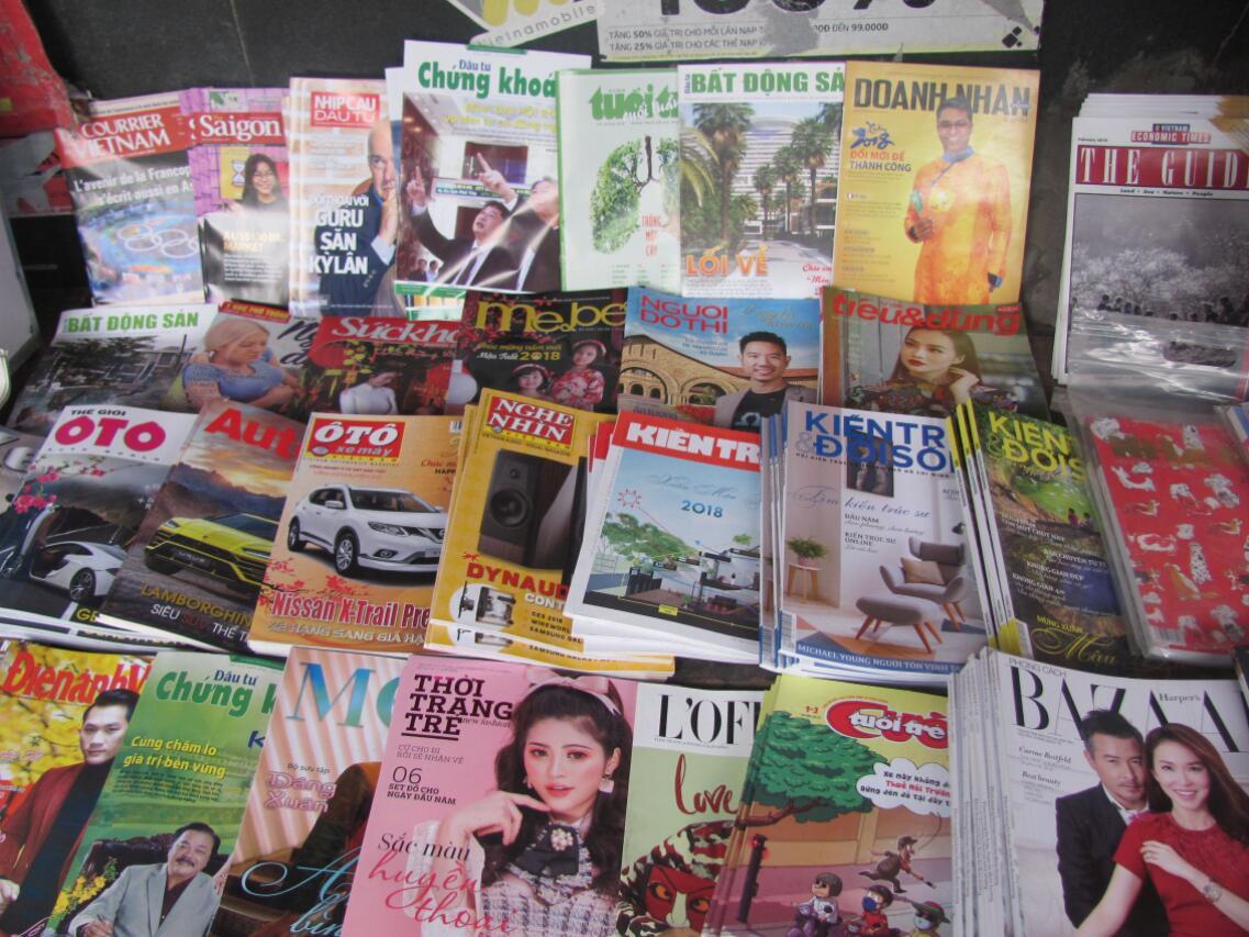 Vietnam Press and Public Media Part 2