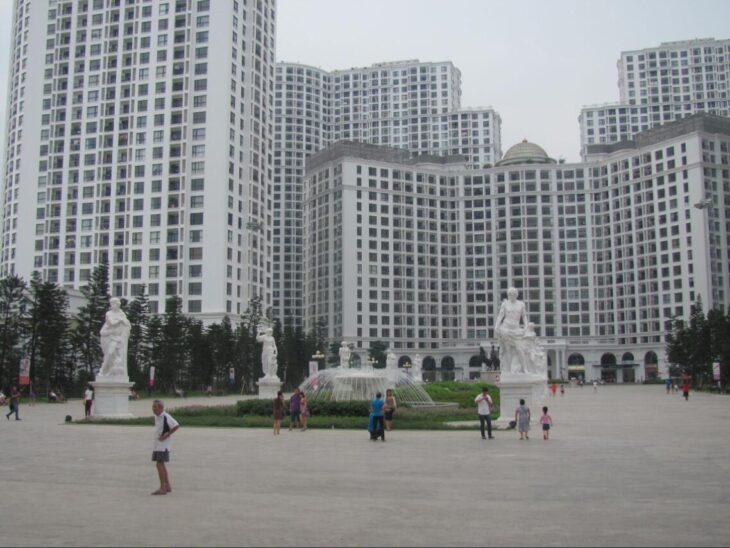Royal City in Hanoi