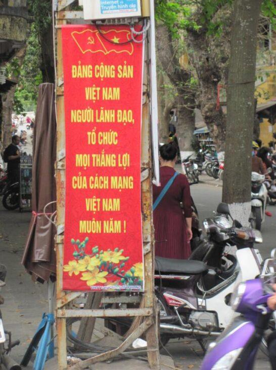 The Communist Party of Vietnam