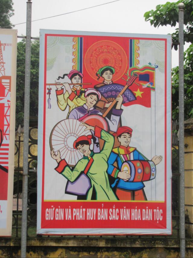 Vietnam Culture and Cultural Human Rights